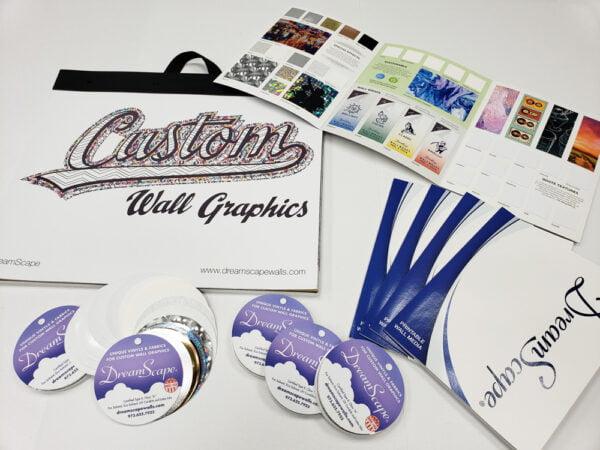 Dreamscape Starter Kit - sales and sample kit