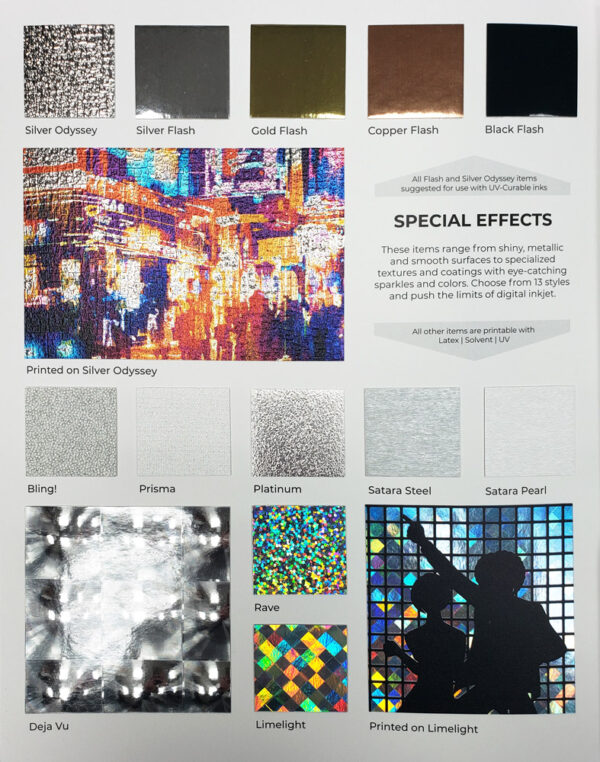 Brochure Special Effects page