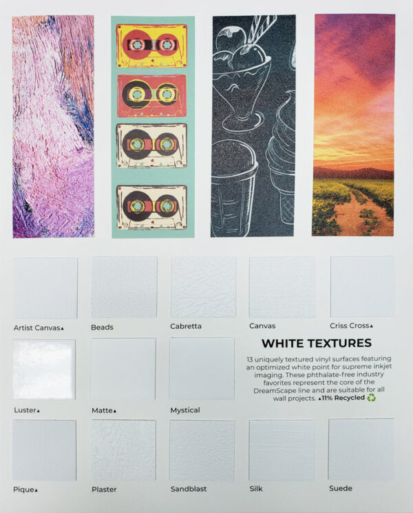 Product Brochure - Type 2 White Textures