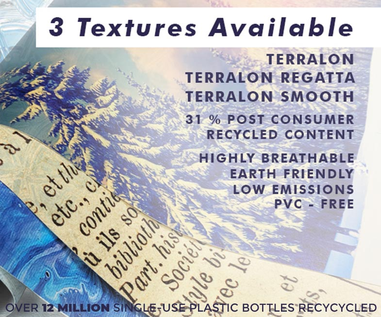terralon sustainable wallcovering facts