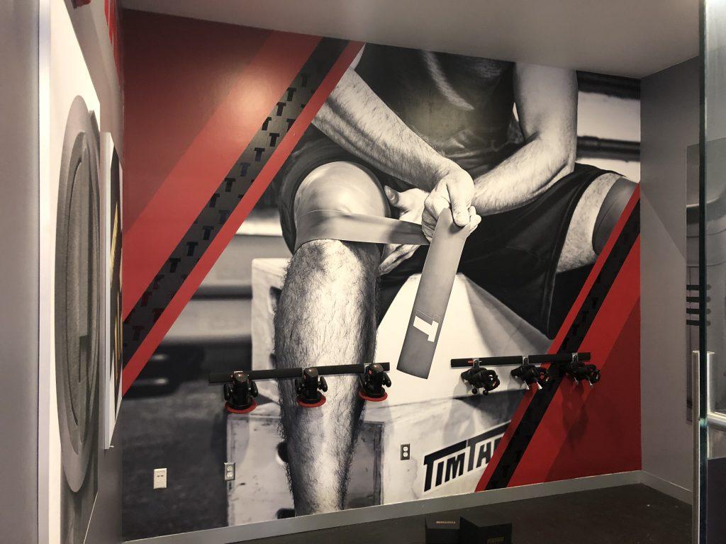 Trinity Graphic USA - Black Flash - Tim Tam Recovery Room IMG Academy 4